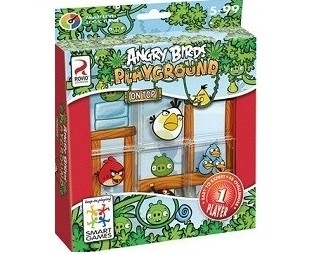 Angry birds - On top